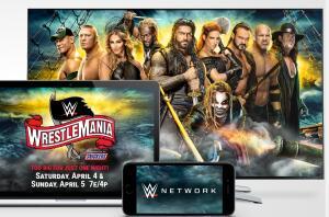 WWE Network - 1 mês gratuito