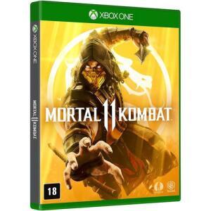 Mortal Kombat 11 Xbox One (Inclui chave digital)