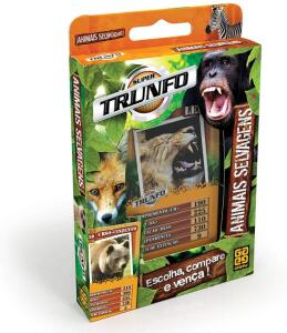Trunfo Animais Selvagens Grow | R$15