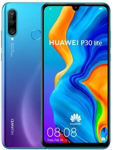 Smartphone Huawei P30 Lite - 4GB RAM 128GB Versão Global Azul