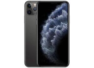 iPhone 11 Pro Max 64GB - Cinza-Espacial