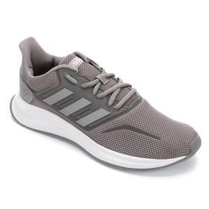 [CC Credicard] Tênis Adidas Run Falcon Masculino - Cinza | R$85