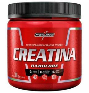 Creatina Monohidratada Hardcore Reload 300 gr - IntegralMédica R$24