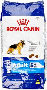[Prime] Ração Royal Canin Maxi Cães Adulto +5 Anos 15Kg R$ 149