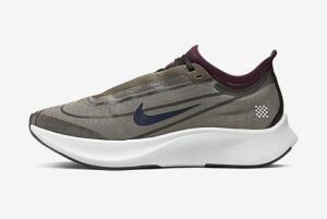 Tênis Nike Zoom Fly 3 Premium Print Feminino Tam 35