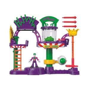 Fábrica De Risadas Do Coringa, Imaginext, Mattel | R$171