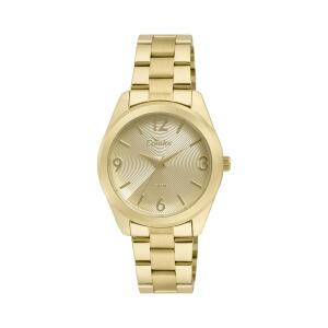 Relógio Condor Bracelete Feminino Dourado Analógico CO2035KSE/4D | R$120