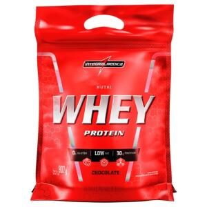 Whey Protein Nutri Refil 907 g - IntegralMédica   R$33