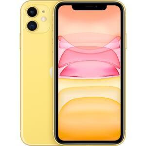 iPhone 11 128GB Amarelo iOS 4G Wi-Fi Câmera 12MP - Apple
