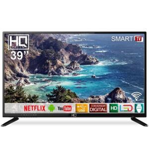[R$854 AME+CC Shoptime] Smart TV LED 39 HQ HD HQSTV39NP | R$949