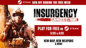 Jogo Insurgency: Sandstorm - PC
