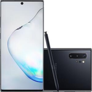 Smartphone Samsung Galaxy Note 10+ 256GB -Preto