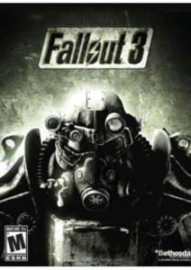 Fallout 3 PC - Steam R$12