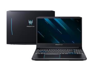 "Notebook Gamer Acer, Intel® Core™ i7, 16GB, 1TB + 128GB SSD, Tela de 15.6"", NVIDIA® GeForce® - Predator Helios R$6.399"