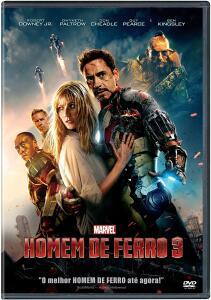 Homem De Ferro 3 [DVD] - PRIME