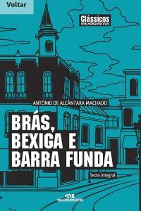 E-book: Brás, Bexiga e Barra Funda, Antônio de Alcântara Machado