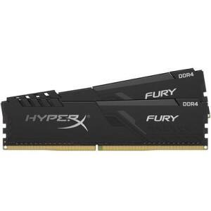 Memória HyperX Fury, 16GB (2x8GB), 3000MHz, DDR4, CL15 R$514