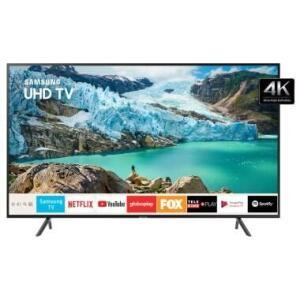 Smart TV LED 65'' UHD 4K Samsung 65RU7100 | R$2.880