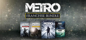 [Steam] Metro Franchise Bundle - PC (58% OFF)
