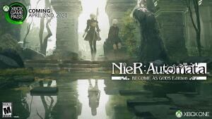 Xbox Game Pass - NieR:Automata™ BECOME AS GODS Edition [A partir de 2 de abril]
