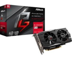 laca de Video Asrock Phantom Gaming D Radeon RX570 4G, GDDR5 R$ 630