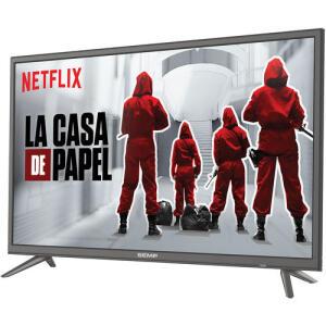 """[Cartão Shoptime] Smartv TV LED 43"""" Semp S3900 Full HD com Wi-Fi 2 HDMI 1 USB Conversor Digital Integrado"""