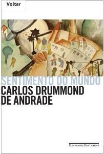E-book: Sentimento do Mundo, Carlos Drummond de Andrade