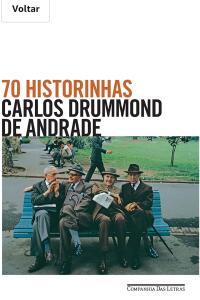 E-book: 70 Historinhas, Carlos Drummond de Andrade