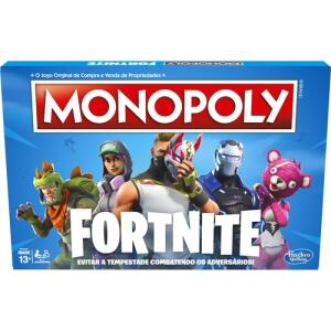Jogo Monopoly Fortnite | R$95