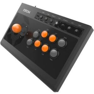 Arcade NOX Krom Fighting Stick Kumite PS4, PS3, Xbox One, PC