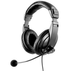 Headset Multilaser P2 Preto - PH049