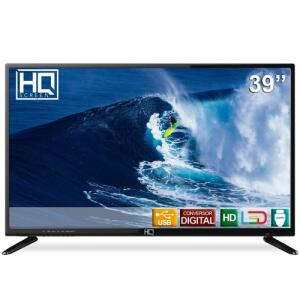 "[R$662 AME+CC Shoptime] TV LED 39"" HQ HQTV39 HD Conversor digital | R$736"