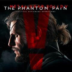 Metal gear solid V: The phantom pain - PSN