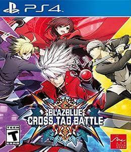 Blazblue: Cross Tag Battle (PSN)