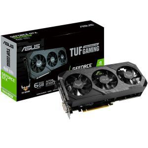 Placa de Vídeo Asus TUF3 NVIDIA GeForce GTX 1660 SUPER 6GB, GDDR6 - TUF 3-GTX1660S-O6G-GAMING - R$1310