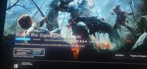 God of War 4 Digital Deluxe Edition