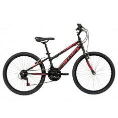 Bicicleta Lazer Caloi Max Aro 24 - 21 Velocidades - Preto R$476