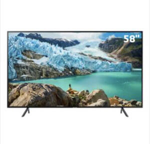 "Smart TV LED 58"" UHD 4K Samsung 58RU7100 | R$2598"