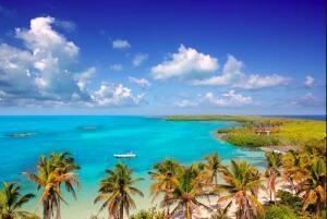 Pacote Cancún - Aéreo + Hotel com All Inclusive R$2000