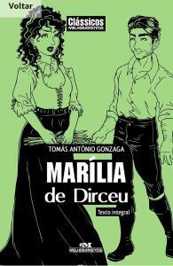 E-book: Marília de Dirceu, Tomás Antônio Gonzaga