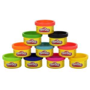 Massinha Play-Doh - 10 Mini Potes - Hasbro - Ri Happy Brinquedos
