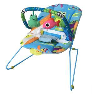 Cadeira de Descanso Vibratória Baby Style Lite Aqua - 0 a 11kg R$ 85