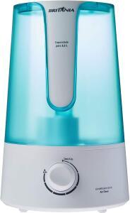 Umidificador de ar Air clean 3.2L Branco Britânia   R$113