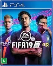 FIFA 19 PS4 - R$24