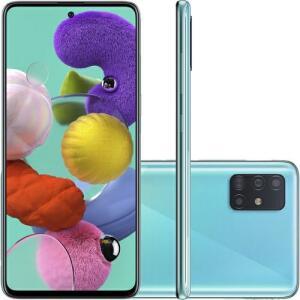 [ R$: 1.369 AME - C.C. Shoptime] Samsung Galaxy A51 128GB