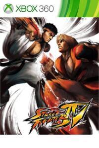 Game STREET FIGHTER IV - Xbox 360 (retrocompatibilidade Xbox One)