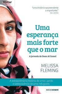 E-book - Uma esperança mais forte que o mar: A jornada de Doaa Al Zamel, Melissa Fleming