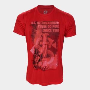 Camiseta Internacional Clube do Povo Masculina - R$25