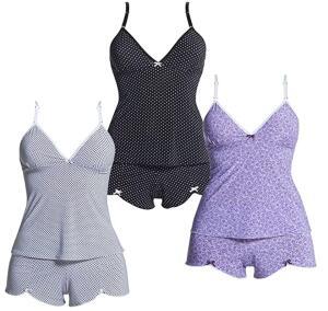 Kit com 3 Baby Dolls - Polo Match | R$45