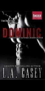 E-book grátis | Dominic(Irmãos Slater Livro 1)